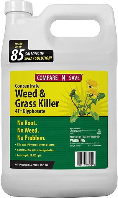 Concentrate Grass and Weed Killer