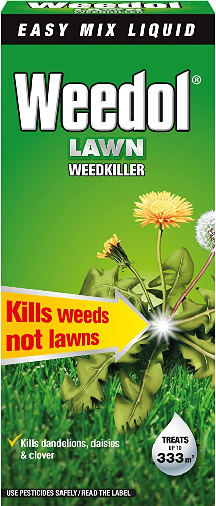 Weedol Concentrated Lawn weedkiller 500ml